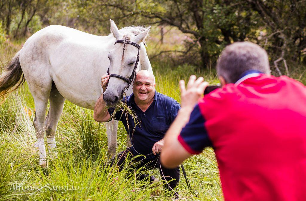 Reflexiones del curso de fotografía y Coaching con caballos | Coruña