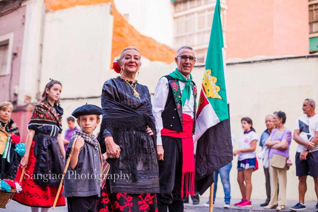 fotografia de familia fiestas guadalajara