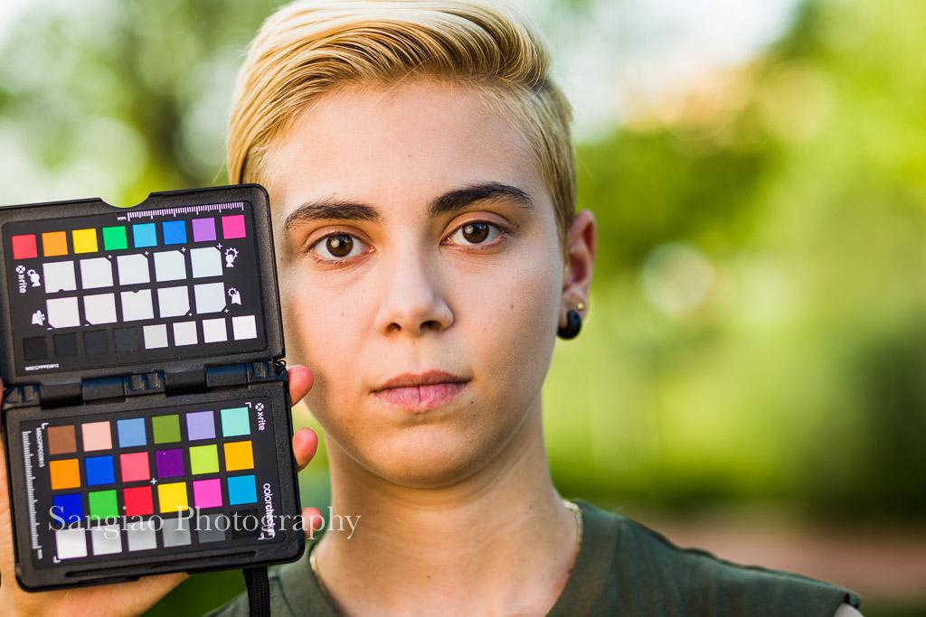 calibración de cámara con ColorChecker Passport Guadalajara