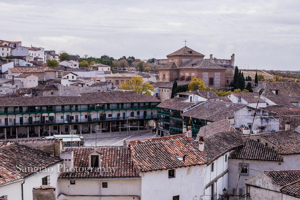 fotografia chinchón madrid